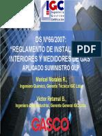 DS 66 Gasco