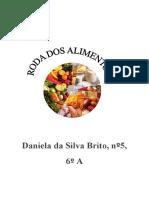 Daniela Da Silva Brito - Roda Dos Alimentos