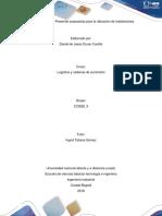 Estructura de métricas (KPI´s)