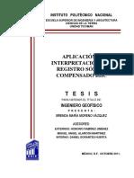 Aplicación e interpretación del registro sónico compensado BHC.pdf