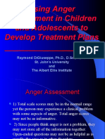 797P03 - Using Anger Assessment in Children and Adolesncents