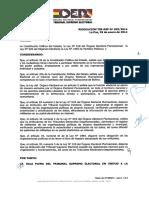 Procedimiento Actualizacion Militantes 2014