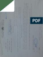Invitation Participation MOS