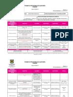Programa Anual de Auditorias 2017