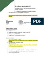 Curriculum Celeste (4)