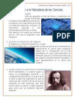 Examen DiágnosticoIntroducción a La Naturaleza de Las Ciencias