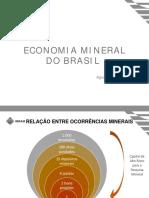 Economia Mineral Brasil Ago2018