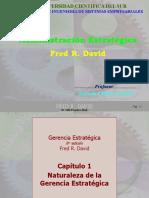 Fred David - Administracion estrategica.pptx