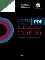 Conferencia sobre el cambio climático COP 20, las perspectivas y los temas críticos para el Perú – PUCP (2014).pdf