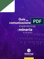 Interop Guia de Comunicaciones Inalambricas Para La Mineria en Rajo Abierto