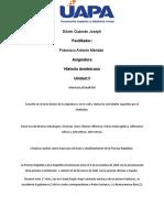 tarea unidad 3 historia Dominicana.doc