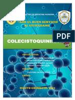 Colecistoquinina