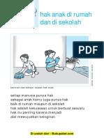 Bab 3 Hak Anak Di RUmah Dan Di Sekolah