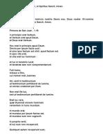 ORACIONES EN LATIN.doc