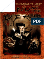 WOD - Mummy - The Resurrection - Year of the Scarab Trilogy Book 3 - Land of the Dead