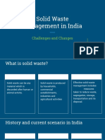 solid waste management in a developing nation