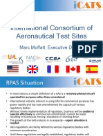 Day 1 Session 2 Marc Moffatt - International Consortium of Aeronautical Test Sites