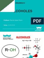 Clase . i - Alcoholes 1