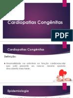 Cardiopatia Congênita
