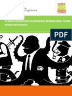 ACB Ley de La Corrupción y Salvaguarda