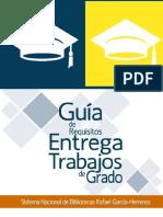 GUIA Presentar Trabajos de Grado