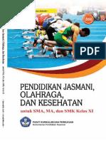Pendidikan Jasmani Olahraga Dan Kesehatan Kelas 11 Tarmudi B Hafid Ahmad Rithaudin 2011