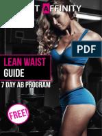 Lean Waist Guide Free