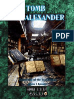 The Tomb of Alexander (Chronicles of the Blood Moon 1)[1]