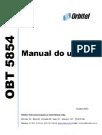 Manual do OBT-5854 v.1.0.3