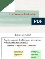 Teoria de producción