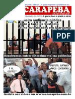 Carapeba Virtual -  edição única