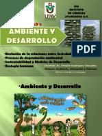 Ambiente y Desarrollo