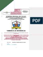 Tdr - Eje Vial- Callao