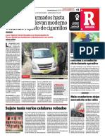 Delincuentes Armados - Correo Huancavelica