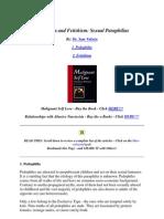 Pedophilia and Fetishism