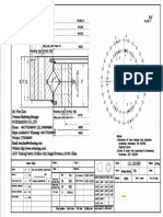 WCB 111.28.900 Swing Circle Gear Turntable Slewing Ring Bearing