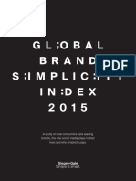 Global Brand Simplicity Index 2015