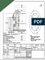 WCB 131.25.710 Swing Circle Gear Turntable Slewing Ring Bearing