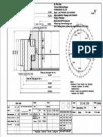 WCB 131.40.1250 Swing Circle Gear Turntable Slewing Ring Bearing