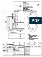 WCB 131.40.1400 Swing Circle Gear Turntable Slewing Ring Bearing