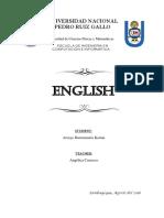 Ingles - Avanzado