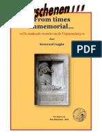 Folder From Times Immemorial Definitief