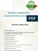 Gestion Ambiental, IsO 14001 (1)