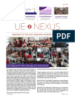 UE Graduate School Newsletter Nov2018