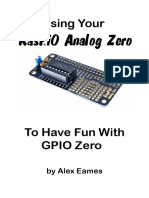 RasPiO Analog Zero