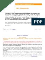 (SF) - DR1 - O Elemento (E)