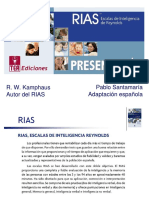 314316450 Descripcion Escalas de Inteligencia de Reynolds RIAS PDF Converted
