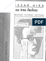 Las tres fechas Cesar Aira.pdf