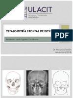 Cefalometria Frontal