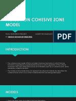 COHESIVE ZONE MODEL.pptx